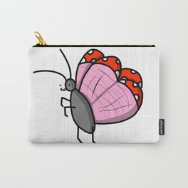 Butterfly Bby | Veronica Nagorny  Carry-All Pouch