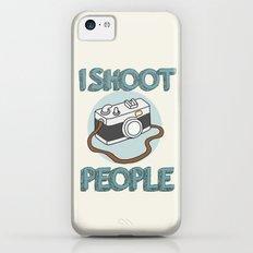 I Shoot People Slim Case iPhone 5c