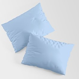 Watery Violet Blue Pillow Sham