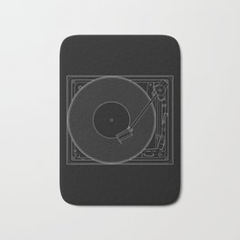 Turntable Bath Mat