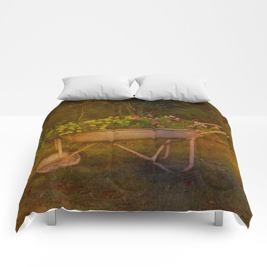 The last load Comforters