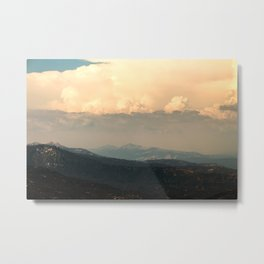 View From Music Farm Road Metal Print