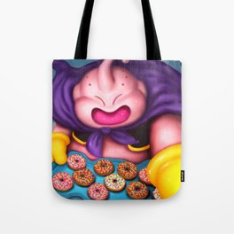 Buu - Social Monsters #01 Tote Bag