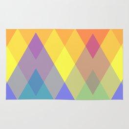 Tessellation of Dusk & Dawn Rug