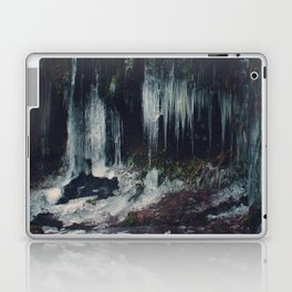 Ice Spikes Laptop & iPad Skin