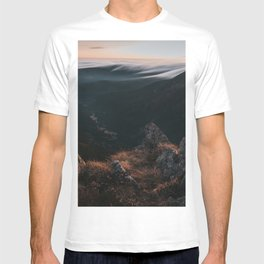 Evening Mood - Landscape and Nature Photography T-shirt