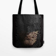 You Are Who You Beat. Tote Bag