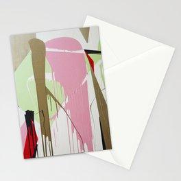 The Pink Ninja Stationery Cards