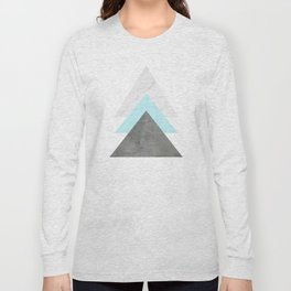 Arrows Collage Long Sleeve T-shirt