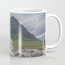 The Majesty of the Mountains Coffee Mug