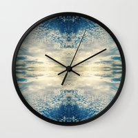 fractal Wall Clocks featuring Fractal by GBret