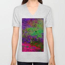 Random Colors Unisex V-Neck