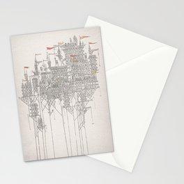 Zenobia the Invisible City Stationery Cards
