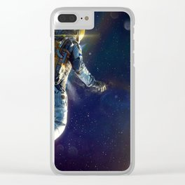 Going to the sun Clear iPhone Case