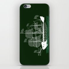 Cutter Fish iPhone & iPod Skin