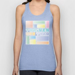 Thriven and Thro Excellent Unisex Tank Top