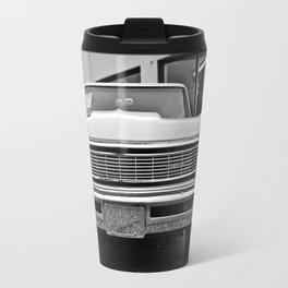 Chevy II closeup Travel Mug