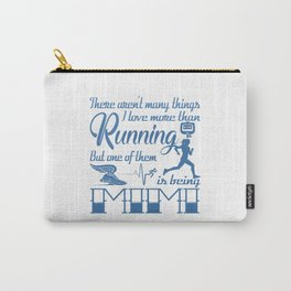 Running Mimi Carry-All Pouch