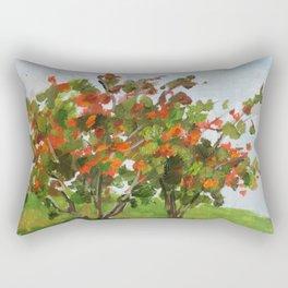 Autumn Etude Rectangular Pillow