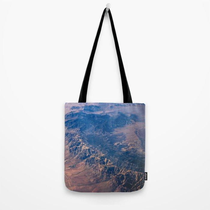 Climb The Mountains Tote Bag