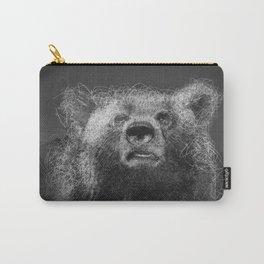 Sacred Bear Carry-All Pouch
