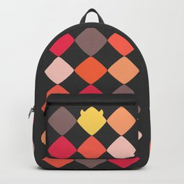 Warm Hug of Geometric Rebelion Backpack
