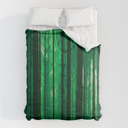 The Forbidden Forest Comforters