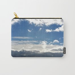 Windy Day Sky Carry-All Pouch