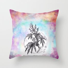 Iriesky Throw Pillow