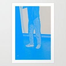 John Maus (again) Art Print