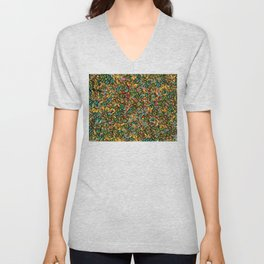 A Carpet of Butterflies Unisex V-Neck