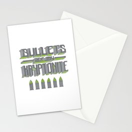 My Kryptonite Stationery Cards