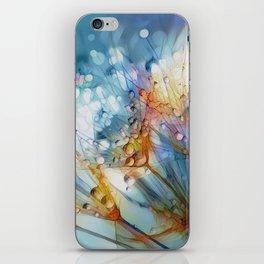 Flower Fantasy - Dandelion 3 iPhone Skin