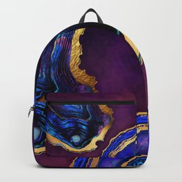 Agate Abstract Backpack