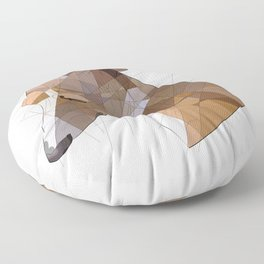 Italian Greyhound Floor Pillow