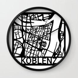 Koblenz Wall Clock