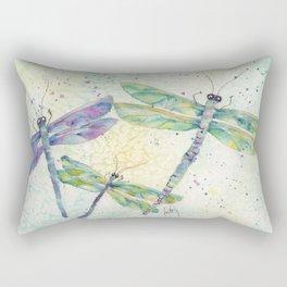 Xena's Dragonfly Rectangular Pillow