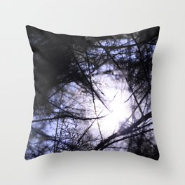 Temperance I Throw Pillow
