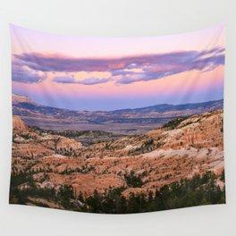 Blue Hour Sunrise 6140 - Cedar Breaks National Monument, Utah Wall Tapestry
