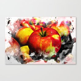 Fruits and berrys I Canvas Print