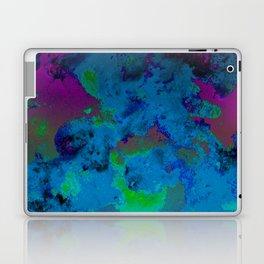 After the Purple Rain, Purple Sunset, RIP Laptop & iPad Skin