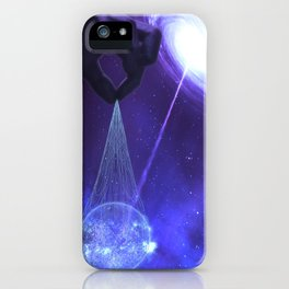 Wonderment iPhone Case