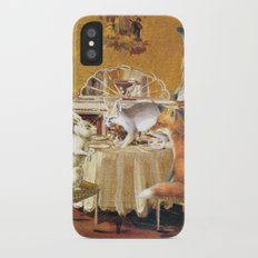 Tiny as a soul, there comes the rabbit Slim Case iPhone X