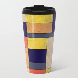 Abstract #350 Travel Mug