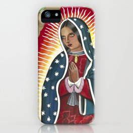 Guadalupe iPhone Case