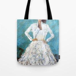bomber bride Tote Bag