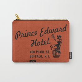 the Prince Edward Hotel Carry-All Pouch