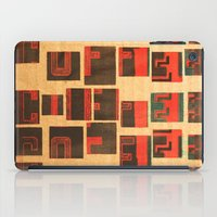 coffe iPad Cases featuring Coffe - Vintage Drink by Fernando Vieira