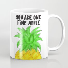 Pineapple Pun Coffee Mug