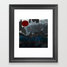 This Undue Recourse Framed Art Print